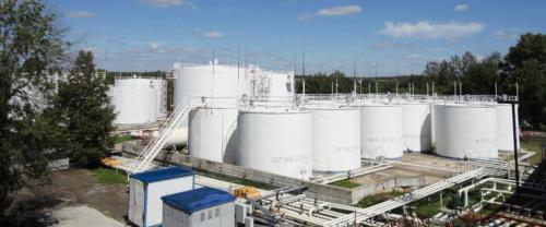 Серпуховская Нефтебаза